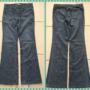 Farrah #318L Blue Bell Flare Trouser Jeans 34 x 34